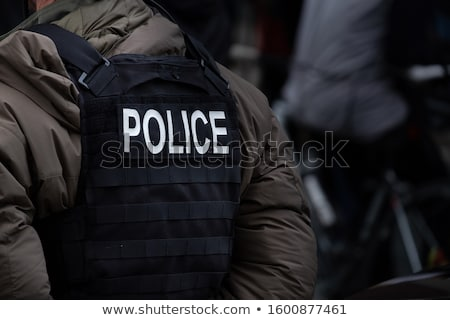 SWAT Team Officer stock photo © shivanetua