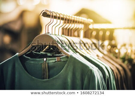 Plastic hanger Stock photo © ajt