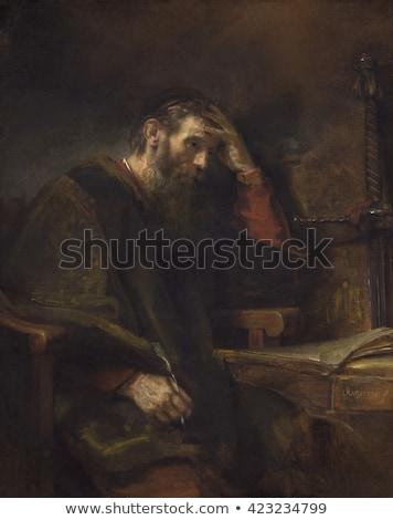 Saul. Apostle Paul stock photo © Yuran