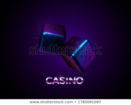 vector casino design stock photo © pinnacleanimates