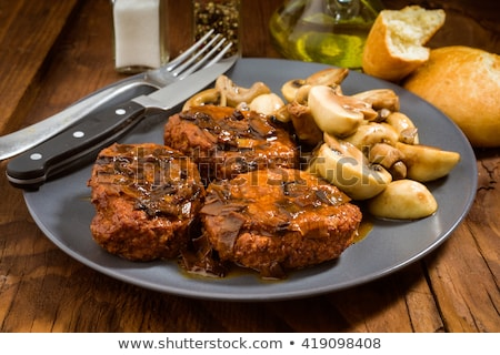 russian fillet stock photo © pedrosala