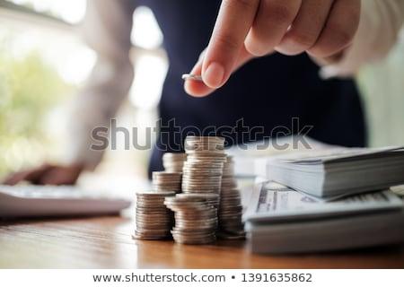 Invest note  Stock photo © fuzzbones0