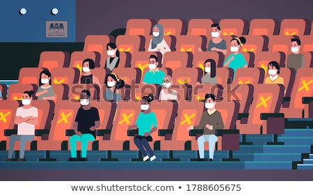 cinema interior stock photo © paha_l