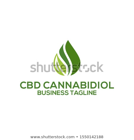 marijuana cannabis hemp design leaf icon Stock photo © Zuzuan