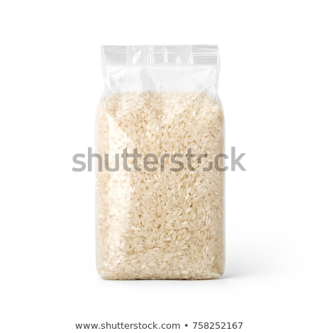 A packet of rice Stock photo © bluering
