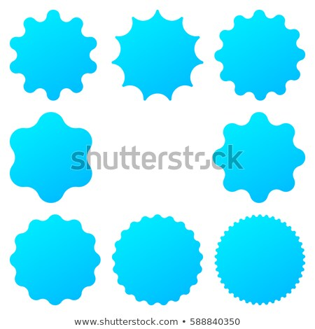 Rounded buttons with certificates Stock photo © bluering