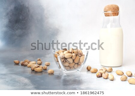 Beige carafe with stopper Stock photo © Cipariss