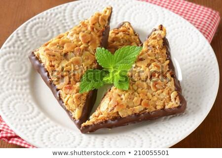 Somun gıda tatlı kurabiye Stok fotoğraf © Digifoodstock