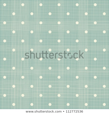 cute red blue and white polka circles pattern dots background Stock photo © SArts