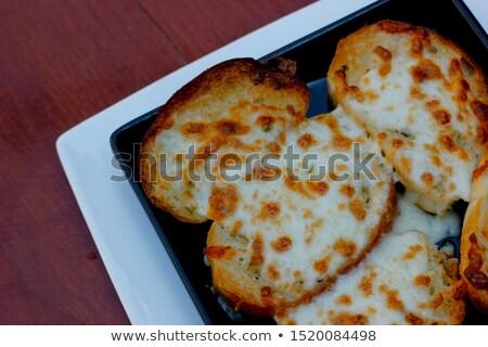 Frescos pan pan alimentos uno Foto stock © Digifoodstock