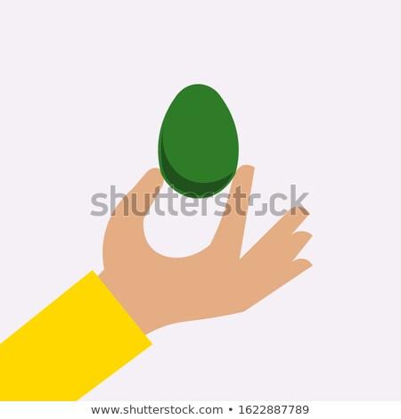 Iş adamı yumurta işadamı takım elbise finanse Stok fotoğraf © IS2