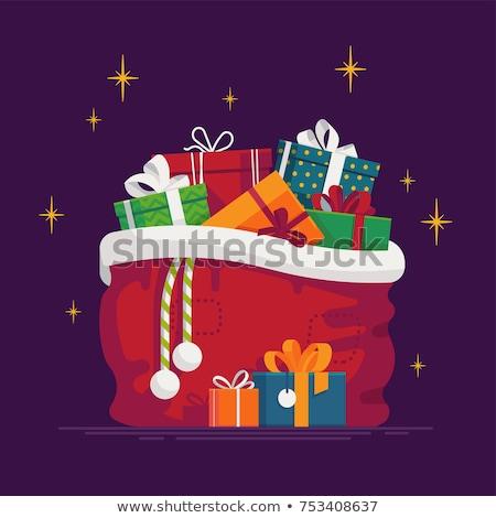 クリスマス ギフト 驚き ベリー 誰も ストックフォト © IS2