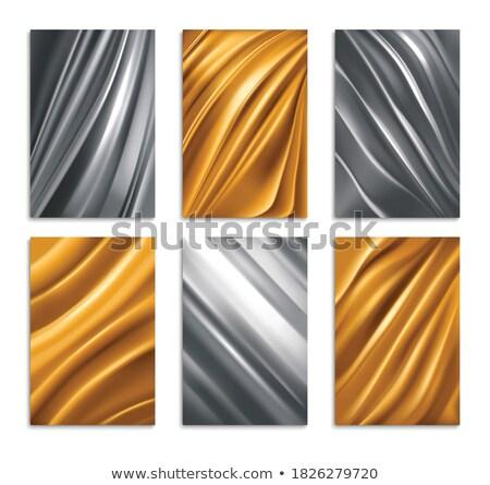 réz · csővezeték · végtelen · minta · vektor · ipar · ipari - stock fotó © yopixart
