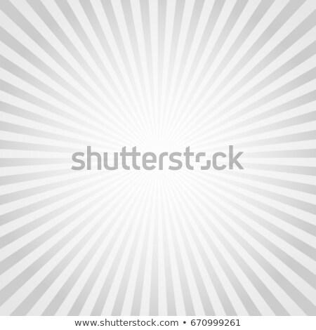 Absztrakt szürke napsütés hasonló retro poszter Stock fotó © ExpressVectors