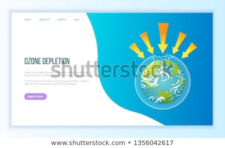 Environmental Problems of Planet, Webpages Text Stock photo © robuart