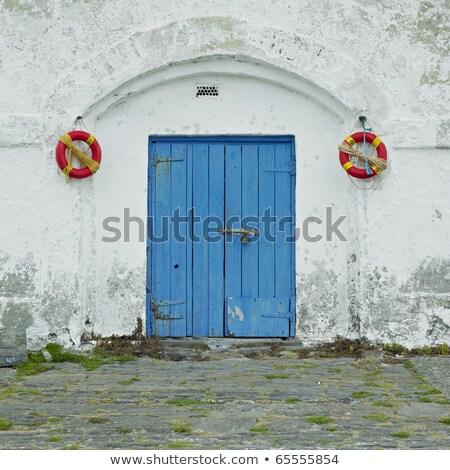 life saver, Kilkee, County Clare, Ireland Stock photo © phbcz