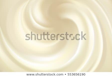 йогурт молочная сливочный десерта продовольствие Сток-фото © pikepicture