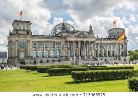 German Parliament Stock photo © almir1968