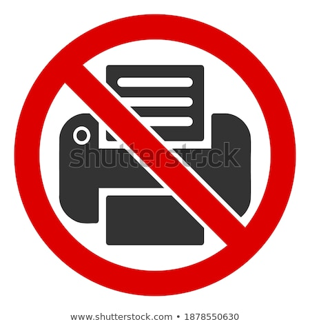 Foto stock: Não · descrição · papel