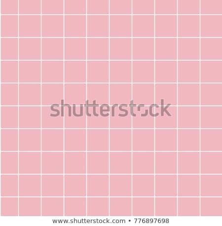 розовый сетке шаблон вектора желтый аннотация Сток-фото © HypnoCreative
