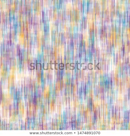 カラフル 繊維 異なる 色 インド ストックフォト © faabi