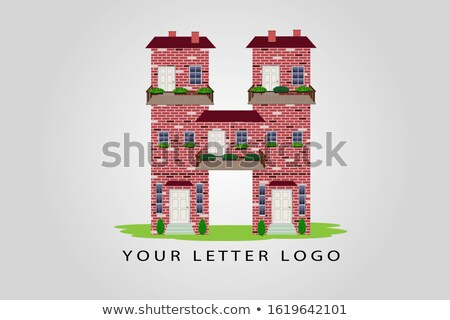business plan in 3d letters and block Stock photo © marinini