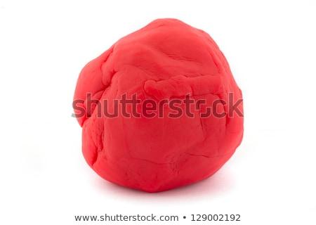 modelling clay ball Stock photo © nito