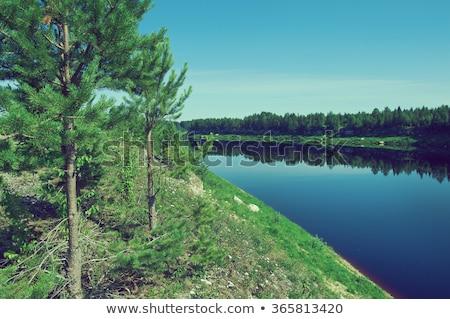 pinyega river stock photo © fanfo