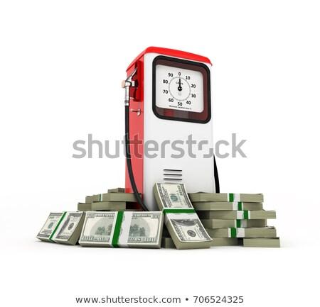 газ цены насос Колорадо регулярный премия Сток-фото © PixelsAway