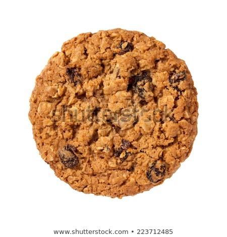 печенье · изюм · Cookies · вкусный · плетеный · чаши - Сток-фото © zhekos