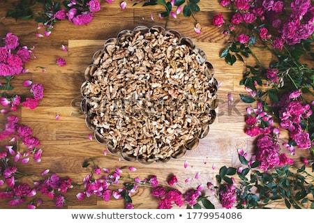 свежие · продовольствие · орехи · здорового · семян - Сток-фото © stevanovicigor