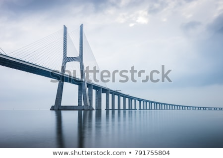 ponte · estoque · imagem - foto stock © Blackdiamond