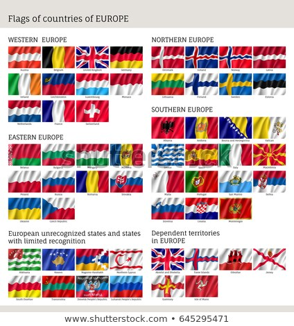 Germany and Faroe Islands Flags Stock photo © Istanbul2009