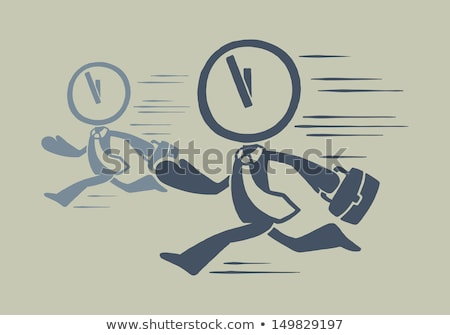 Time to Get Busy Stock photo © ivelin