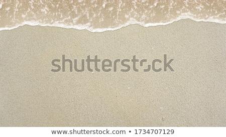 Minta textúra homok tengerpart alacsony Stock fotó © meinzahn