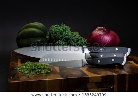 combinazione · verde · gestire · isolato · bianco - foto d'archivio © digifoodstock