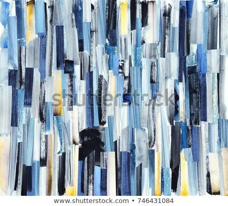 Modern striped artwork background. Stock photo © marylooo