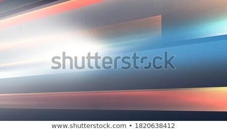 abstract lightened surface. 3D illustration Stock photo © ISerg