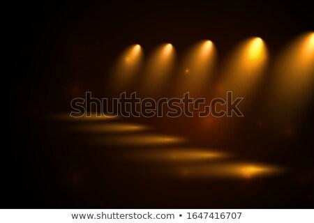 Arany ösvény nézőpont stílus terv háttér Stock fotó © SArts