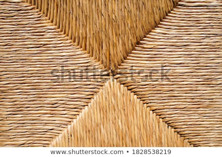 straw texture Stock photo © chrisroll