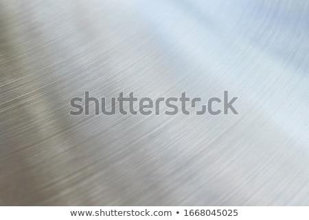 полосатый · металлической · поверхности · 10 · прибыль · на · акцию · текстуры · аннотация - Сток-фото © Ecelop