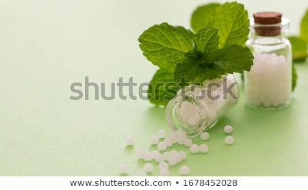homeopathic pills stock photo © luminastock