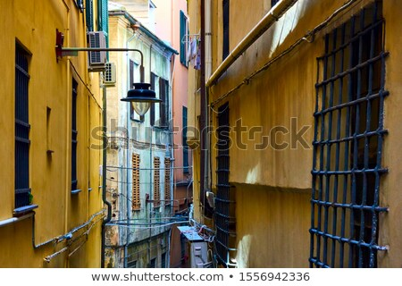 Genova, the old town  Stock photo © Antonio-S