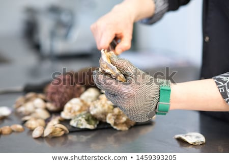 Seafood Safety Stock photo © Lightsource