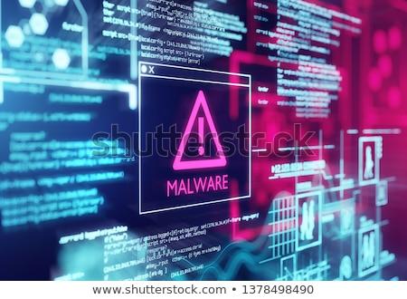 вредоносных · интернет · технологий · безопасности · контроля · информации - Сток-фото © chrisdorney
