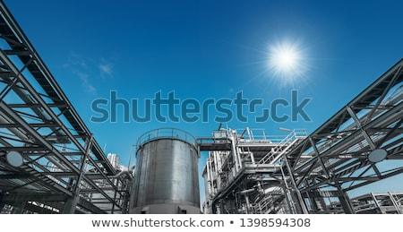 refinery storage Stock photo © nelsonart
