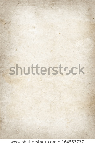 Antiqued and weathered paper for backgrounds Stock photo © rcarner