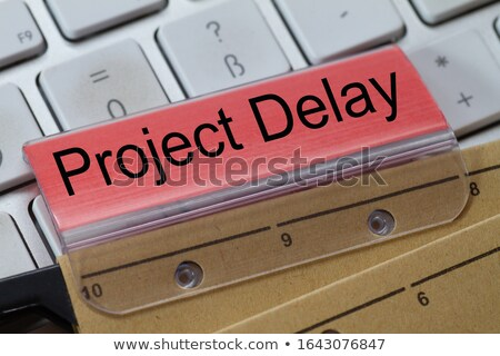 File Folder Labeled as Requests. Stock photo © tashatuvango