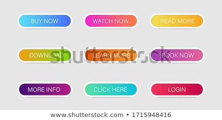 ícone · do · computador · botões · negócio · projeto · tecnologia - foto stock © bluering