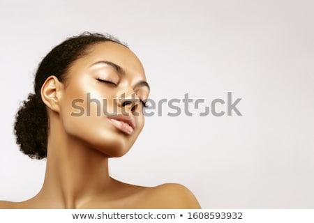 Elegant young girl posing. Stock photo © NeonShot